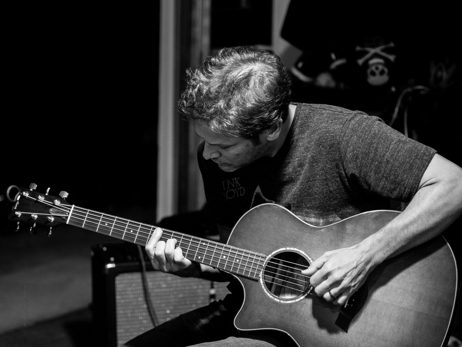 Dave Sanguinet Guitar